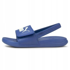 Sandale Puma Popcat 20 Backstrap Jr 380555 06 albastru 1