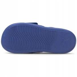 Sandale Puma Popcat 20 Backstrap Jr 380555 06 albastru 2