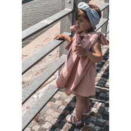 FR1 Sandale argintii Natalie Shiny pentru copii 6