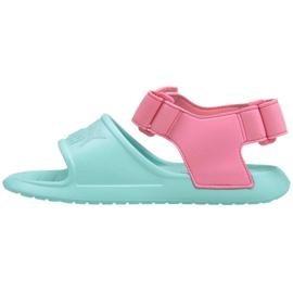 Sandale Puma Divecat v2 Injex Ps Island Jr 369546 09 albastru roz 1