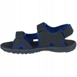 Încălțăminte Kappa Early Ii K pentru copii 260373K 6744 negru albastru marin 2