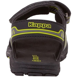 Sandale Kappa Paxos K 260864K 1133 negru albastru 3