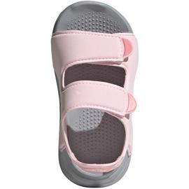 Sandale adidas Swim Sandal I Jr FY8065 roz 1