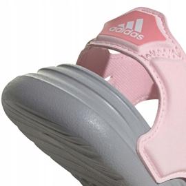 Sandale adidas Swim Sandal I Jr FY8065 roz 4